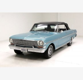1963 Chevrolet Nova for sale 101153919
