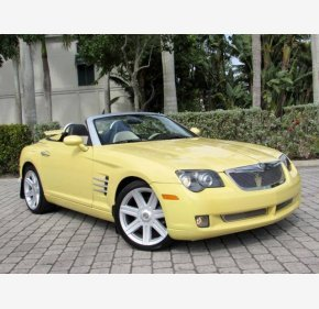 2005 Chrysler Crossfire Limited Convertible for sale 101153984