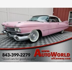 1959 cadillac eldorado for sale 101153988