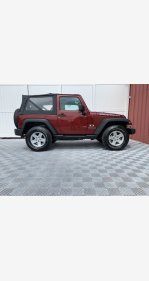2008 Jeep Wrangler 4WD X for sale 101153990