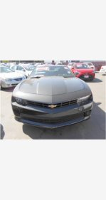 2015 Chevrolet Camaro LS Coupe for sale 101154001