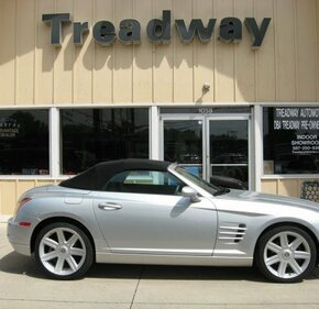2008 Chrysler Crossfire Limited Convertible for sale 101154002