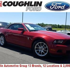 2011 Ford Mustang Convertible for sale 101154016