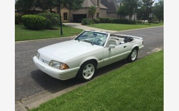 1993 Ford Mustang LX V8 Convertible for sale 101154086