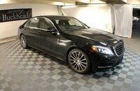 2016 Mercedes-Benz S550 Sedan for sale 101154105