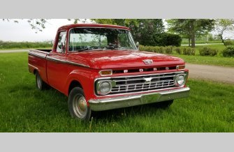 1966 Ford F100 2WD Regular Cab for sale 101154110