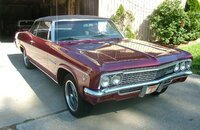 1966 Chevrolet Impala Coupe for sale 101154113