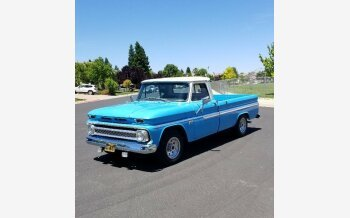 1966 Chevrolet C/K Truck Custom Deluxe for sale 101154117