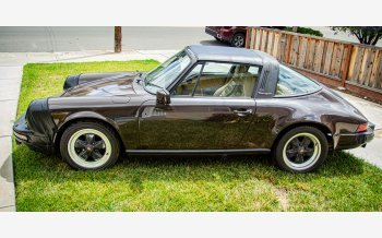 1982 Porsche 911 SC Targa for sale 101154128