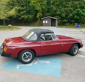1975 MG MGB for sale 101154137