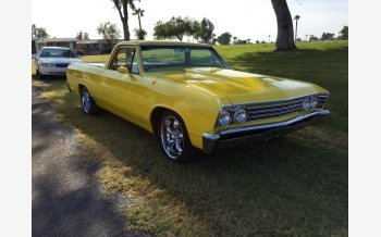 1967 Chevrolet El Camino SS for sale 101154142