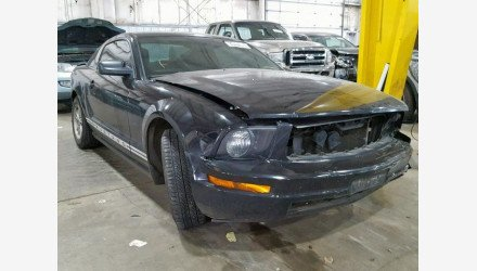 2007 Ford Mustang Coupe for sale 101154264