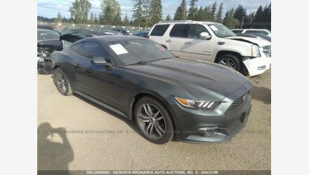2016 Ford Mustang Coupe for sale 101154306