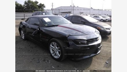 2014 Chevrolet Camaro LT Coupe for sale 101154353