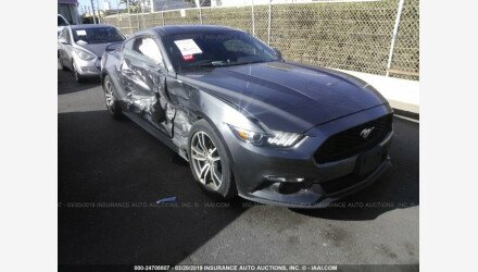 2015 Ford Mustang Coupe for sale 101154361