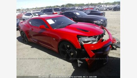 2017 Chevrolet Camaro SS Coupe for sale 101154372