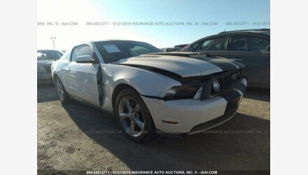 2012 Ford Mustang GT Coupe for sale 101154376
