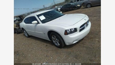 2010 Dodge Charger SXT for sale 101154384
