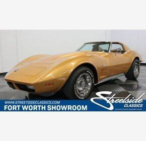 1973 Chevrolet Corvette Classics for Sale - Classics on Autotrader