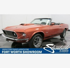 1969 Ford Mustang for sale 101154437