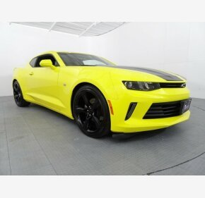 2017 Chevrolet Camaro LT Coupe for sale 101154458