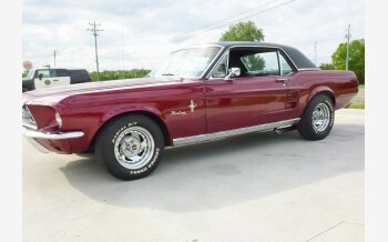 1967 Ford Mustang Coupe for sale 101154467