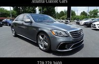 2019 Mercedes-Benz S63 AMG S 4MATIC Sedan for sale 101154469