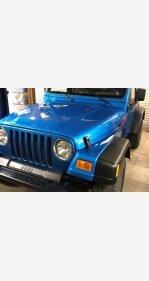 1997 Jeep Wrangler 4WD SE for sale 101154478