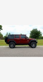 2010 Jeep Wrangler 4WD Unlimited Rubicon for sale 101154506