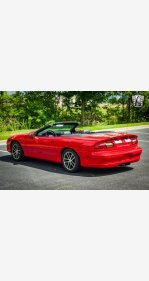 2002 Chevrolet Camaro Z28 Convertible for sale 101154516