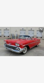 1958 Chevrolet Impala for sale 101154525