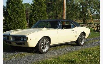1967 Pontiac Firebird Coupe for sale 101154556