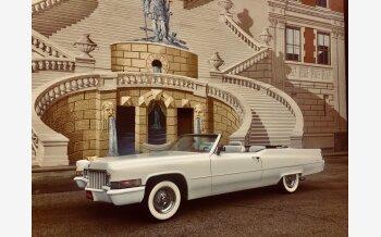 1970 Cadillac De Ville Coupe for sale 101154561