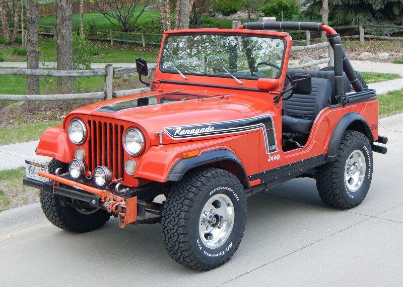 1974 Jeep CJ-5 Classics for Sale - Classics on Autotrader