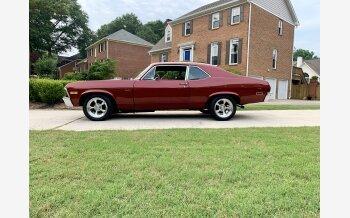 1971 Chevrolet Nova Coupe for sale 101154576
