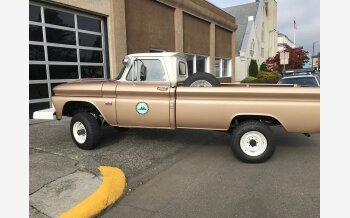 1966 Chevrolet C/K Truck 4x4 Regular Cab 2500 for sale 101154580