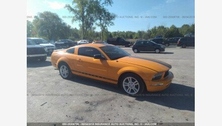 2007 Ford Mustang Coupe for sale 101154644