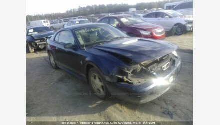 2001 Ford Mustang Coupe for sale 101154692
