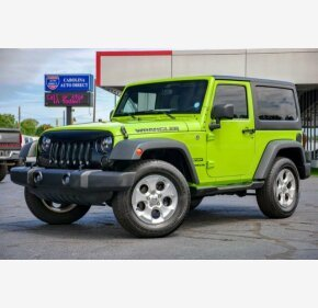2012 Jeep Wrangler 4WD Sport for sale 101154695