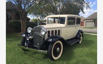 1932 Chevrolet Series BA for sale 101154705