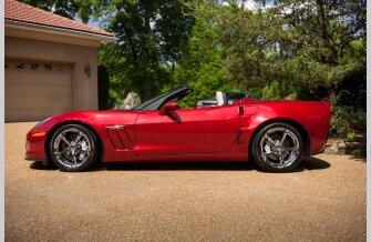 2013 Chevrolet Corvette Grand Sport Convertible for sale 101154727