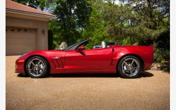 2013 Chevrolet Corvette Grand Sport Convertible for sale 101154727