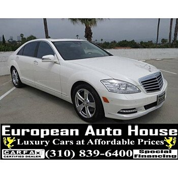 2013 Mercedes-Benz S550 for sale 101154750