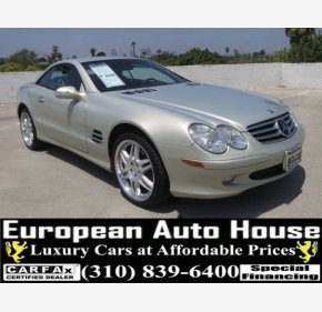2003 Mercedes-Benz SL500 for sale 101154757