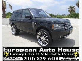2011 Land Rover Range Rover Supercharged for sale 101154767