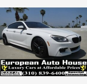 2013 BMW 650i Gran Coupe for sale 101154768