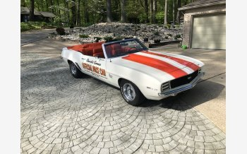 1969 Chevrolet Camaro SS Convertible for sale 101154776