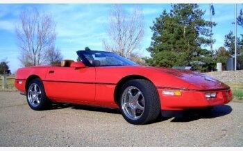 1990 Chevrolet Corvette Convertible for sale 101154787