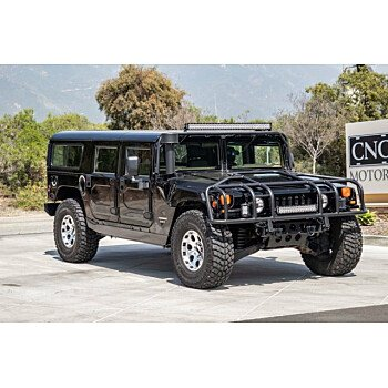 1997 Hummer H1 4-Door Wagon for sale 101154800