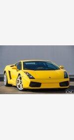 2005 Lamborghini Gallardo for sale 101154804